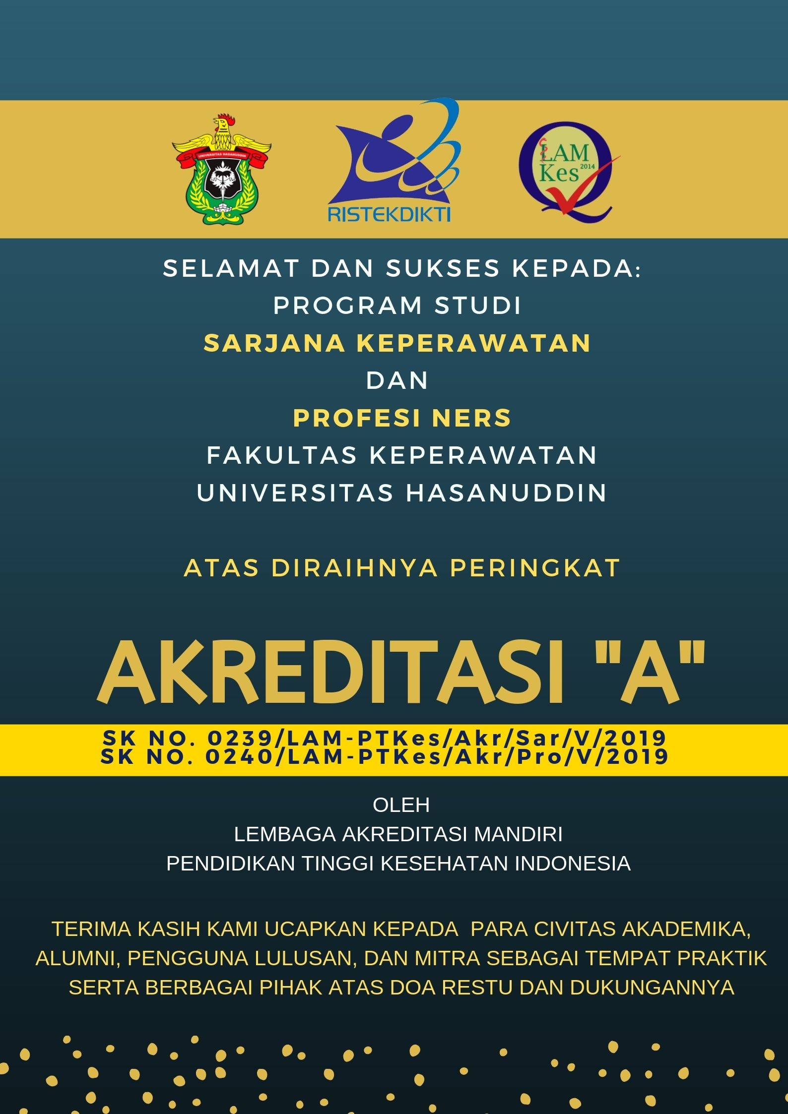 Fakultas Keperawatan Universitas Hasanuddin